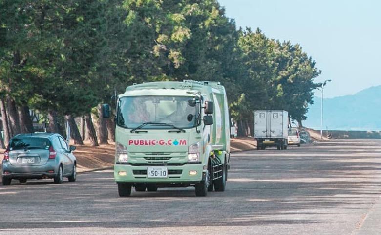 一般廃棄物の収集と運搬